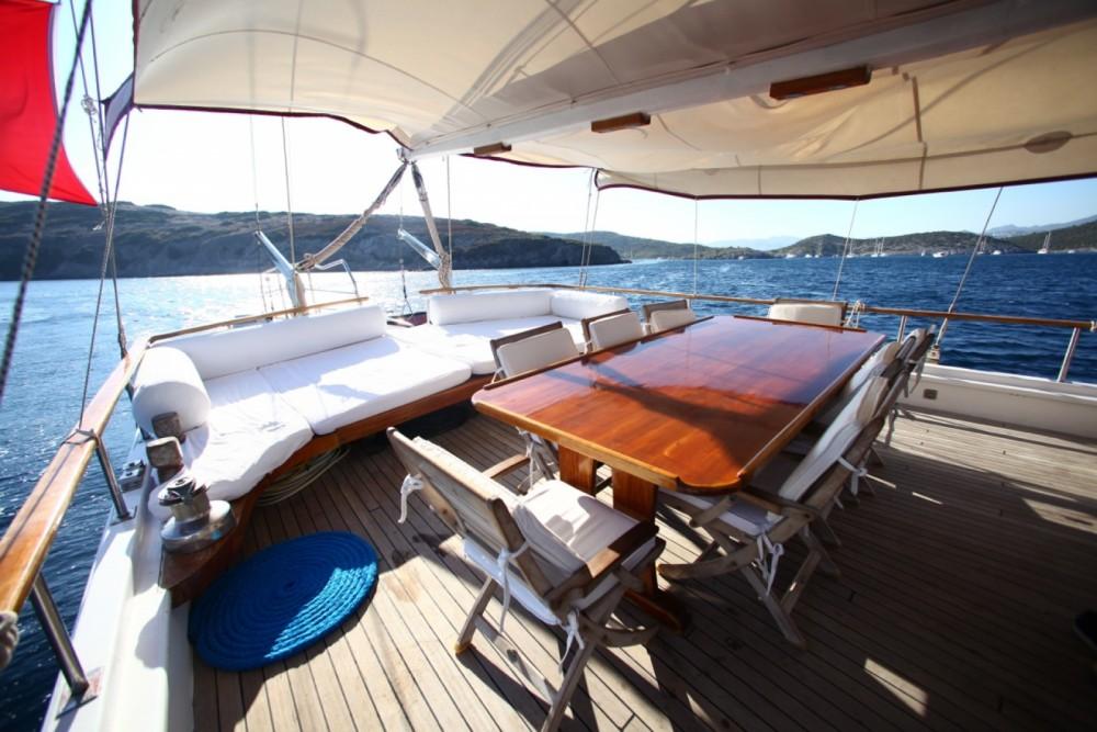 Rental yacht Muğla - Custom Made - Bodrum Guleter Custom Made - Bodrum Gulet on SamBoat