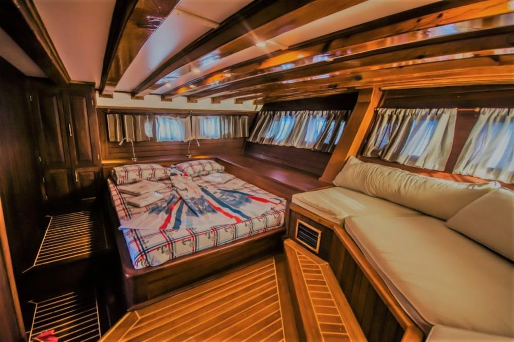 Boat rental Custom Made - Bodrum Guleter Custom Made - Bodrum Gulet in Muğla on Samboat