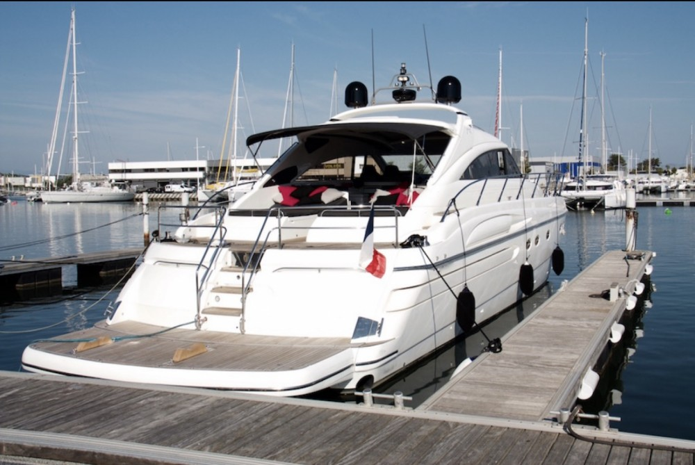 Hire Yacht with or without skipper Princess Altea
