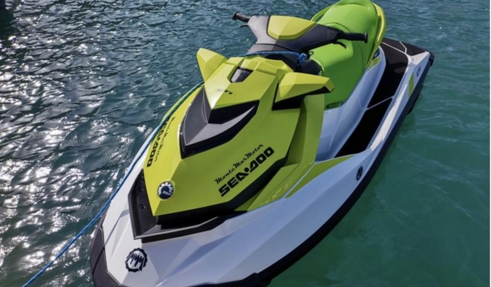 Rental Jet Ski in Lège-Cap-Ferret - Seadoo Gti