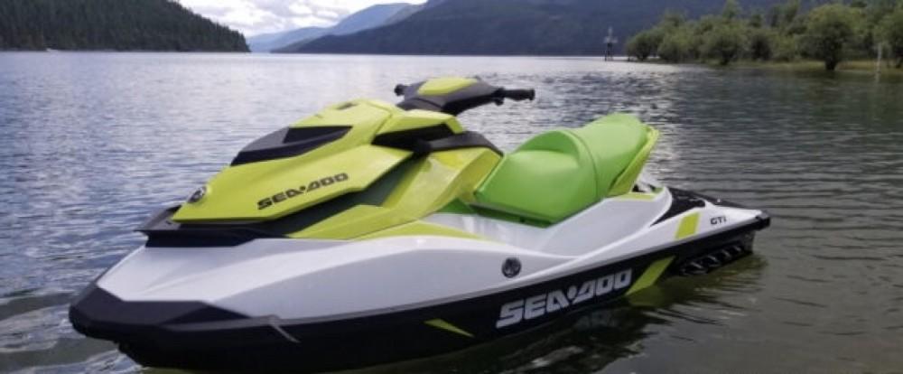 Rent a Seadoo GTI 90 Lège-Cap-Ferret