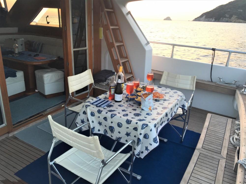 Boat rental Camuffo C16 in La Spezia on Samboat