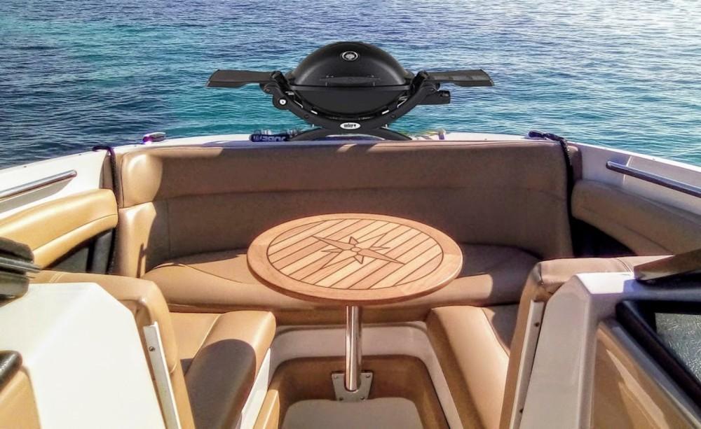 Rental Motorboat in Nice - Four Winns 9 M version luxe