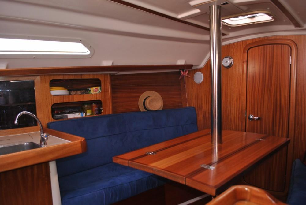Rental yacht Six-Fours-les-Plages - Dufour Dufour 30 Classic on SamBoat