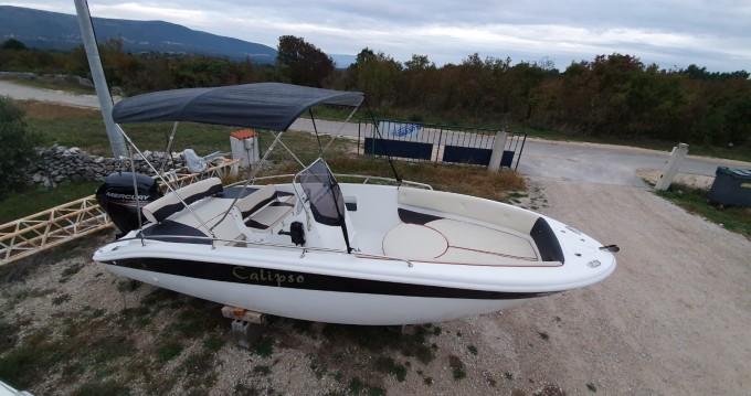 Boat rental Fažana-Fasana cheap calypso 21