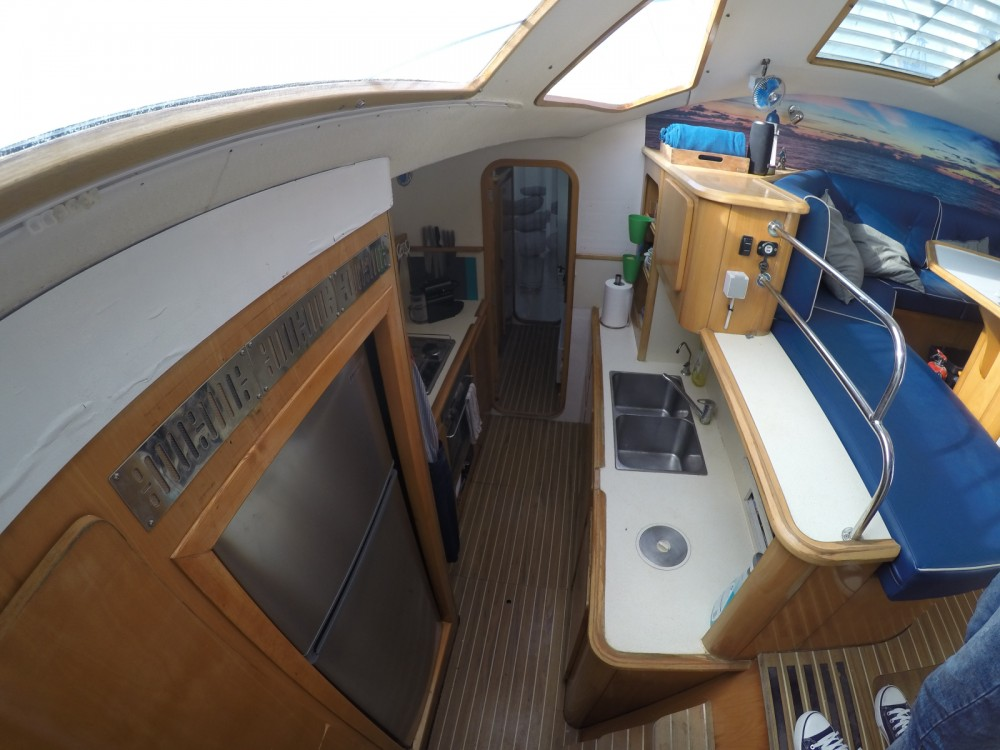Rental Catamaran in Ermoupoli - Jouandoudet privilige 42