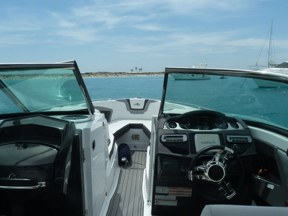 Hire Motor boat with or without skipper Monterey Eivissa