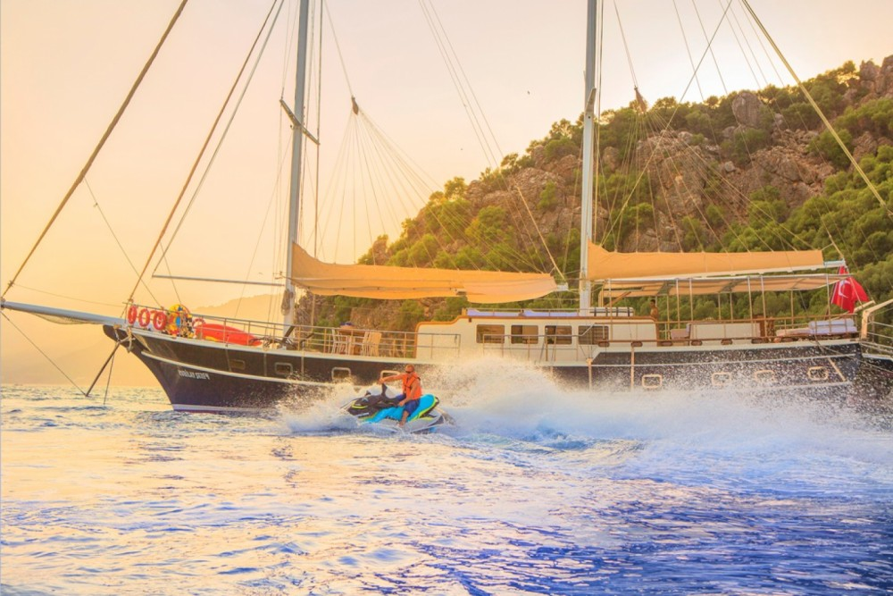 Boat rental Marmaris Ketch in Muğla on Samboat