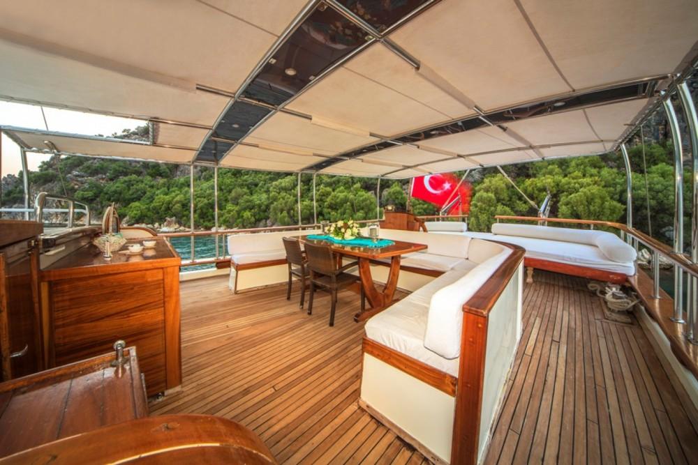 Rental Sailboat in Muğla - Marmaris Ketch
