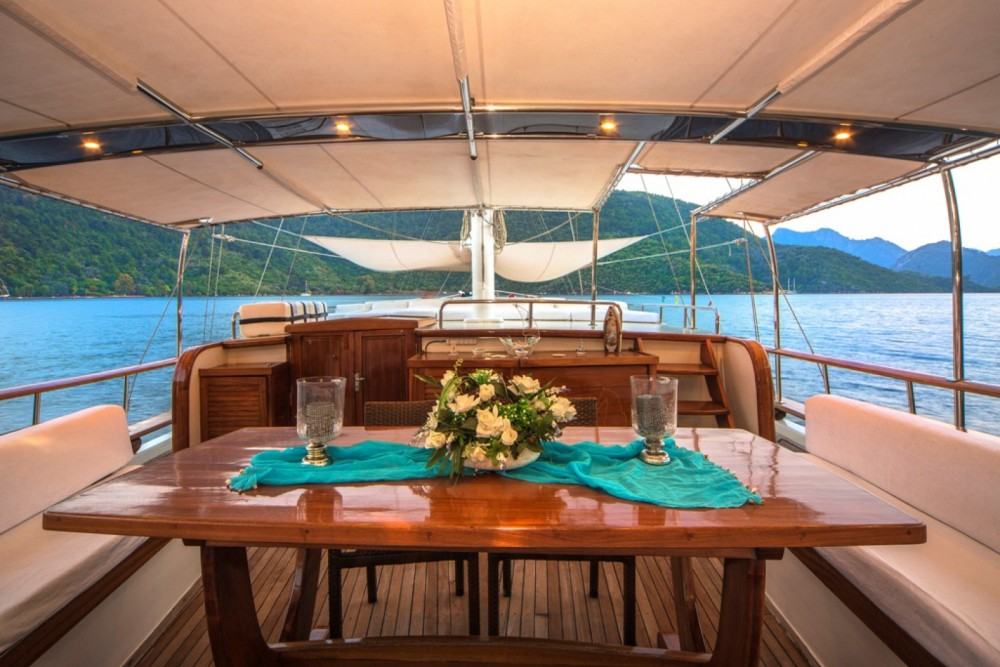 Rental yacht  - Marmaris Ketch on SamBoat