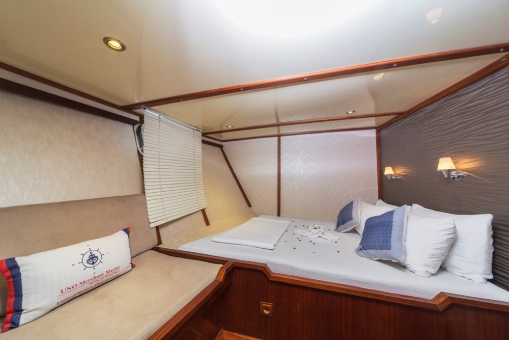 Hire Sailboat with or without skipper Marmaris Muğla