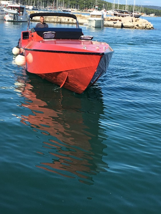 Hire Motor boat with or without skipper Cougar 50 Split