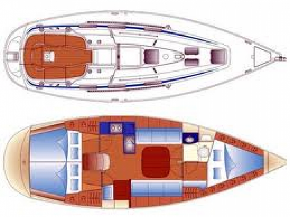 Boat rental Altea cheap Bavaria 36 Cruiser