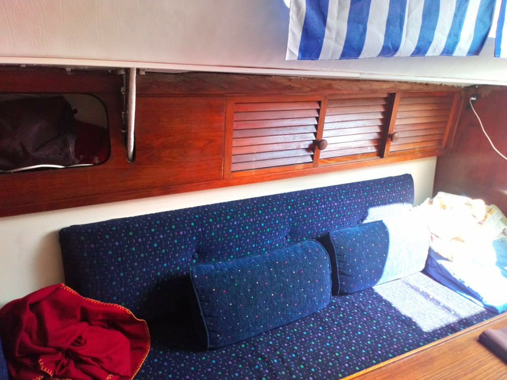 Hire Sailboat with or without skipper Winga Władysławowo