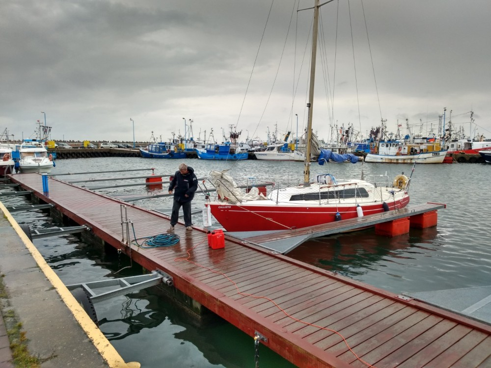 Boat rental Winga Ohlson 29 in Władysławowo on Samboat