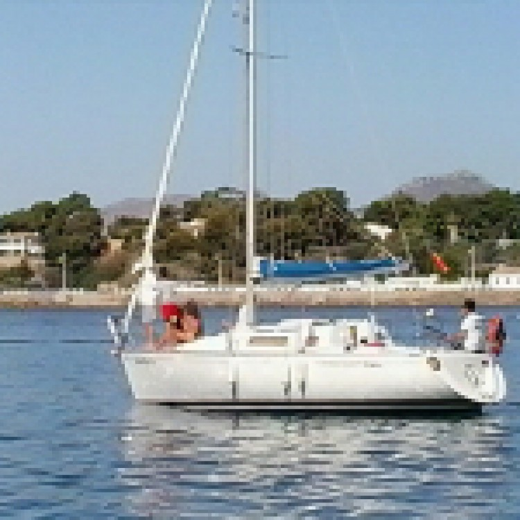Sailboat for rent Teulada at the best price