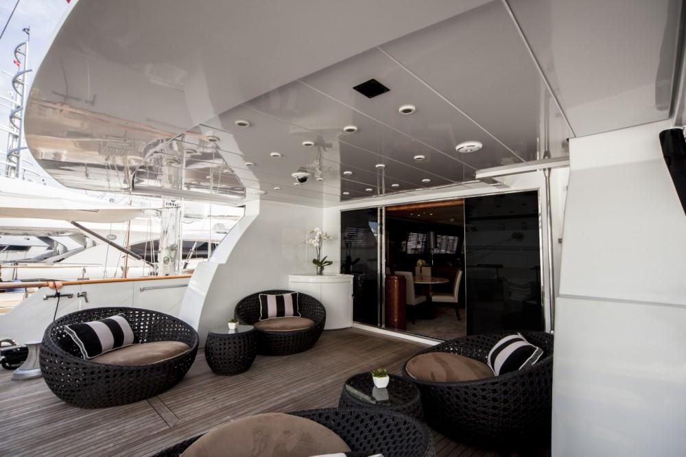 Rental yacht Dénia - Mondomarine mondomarine 120 on SamBoat