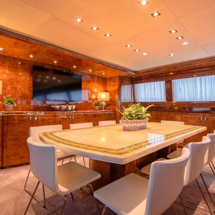 Rental Yacht in Dénia - Mondomarine mondomarine 120
