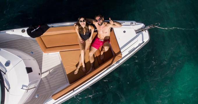 Boat rental Trogir cheap 28 cabin