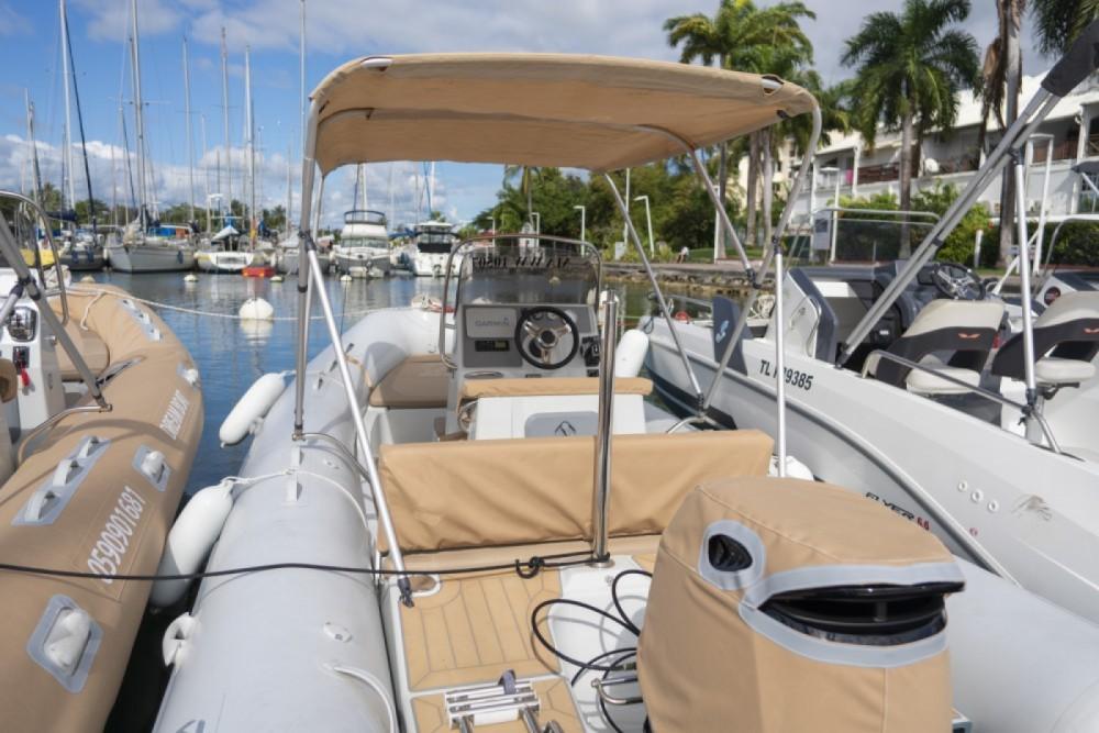 Rental yacht Pointe-à-Pitre - Zodiac Medline 580 on SamBoat