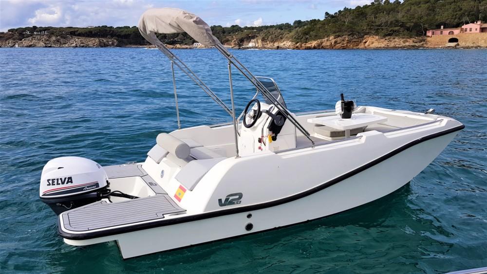 Rental yacht Palamós - V2 BOATS 5.0 SPORT on SamBoat