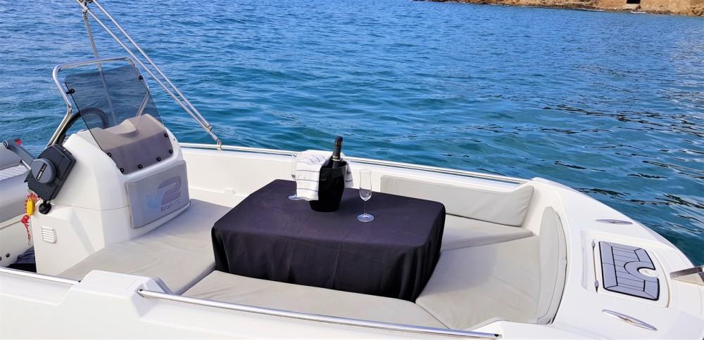 Rental Motor boat in Palamós - V2 BOATS 5.0 SPORT