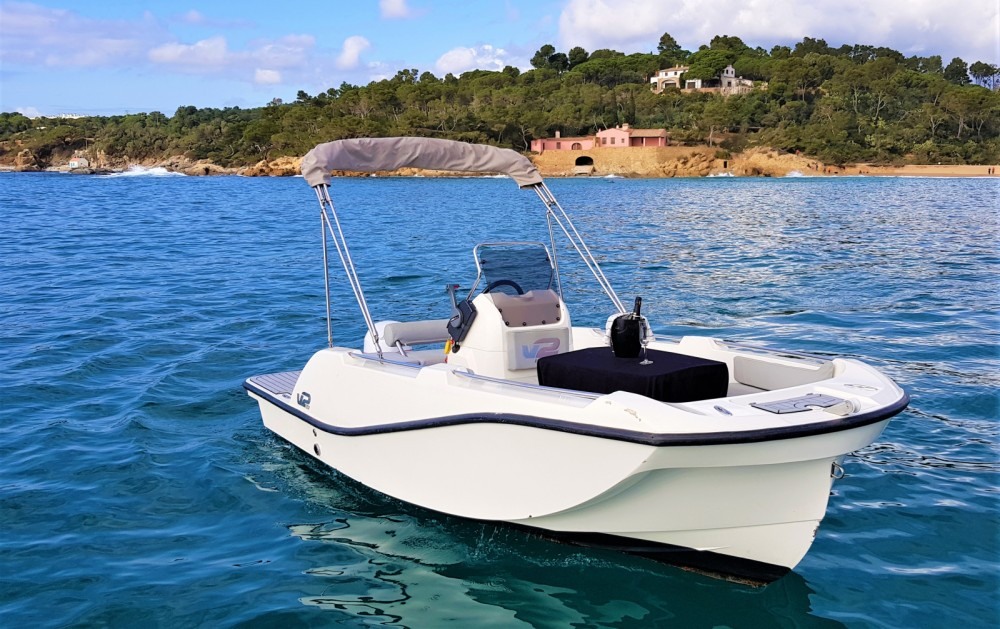 Rental Motorboat in Palamós - V2 BOATS 5.0 SPORT