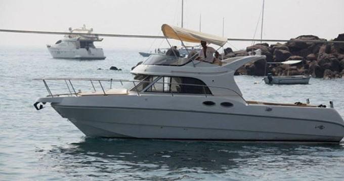 Rio Yachts 1000 Cabin Fish - Rio 35 between personal and professional Catania