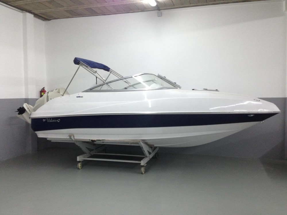 Motor boat for rent Sanxenxo at the best price