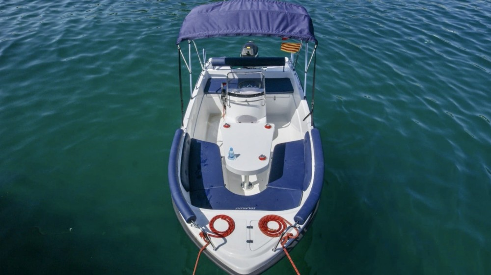 Rental yacht Blanes - Solar Solar Congo 450 on SamBoat