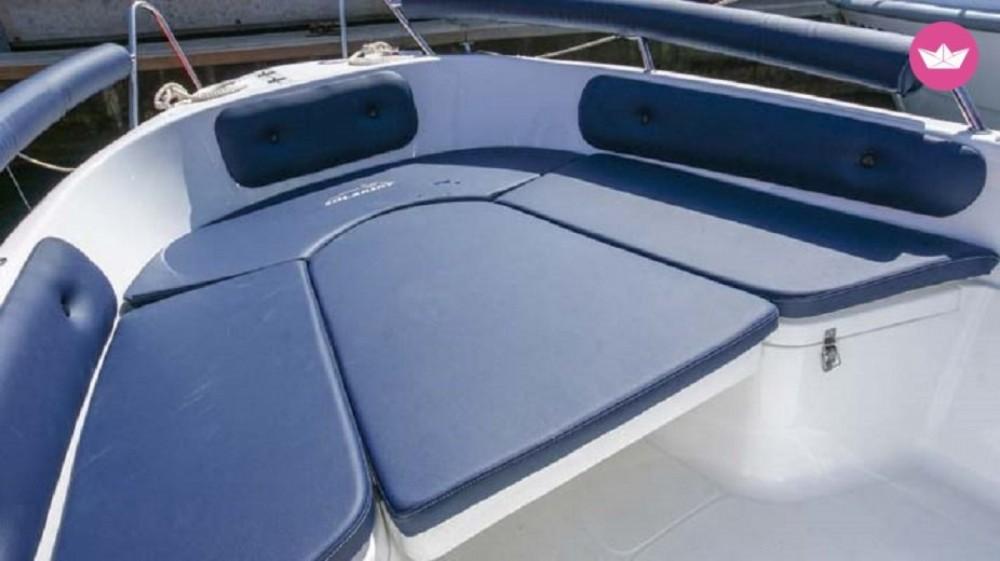 Boat rental Solar Solar Congo 450 in Blanes on Samboat