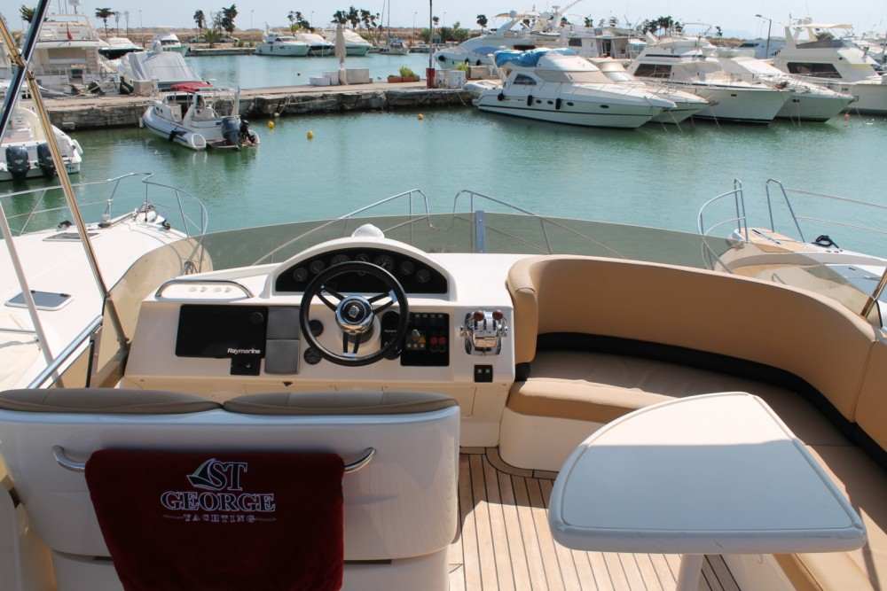 Yacht for rent Piso Livadi at the best price