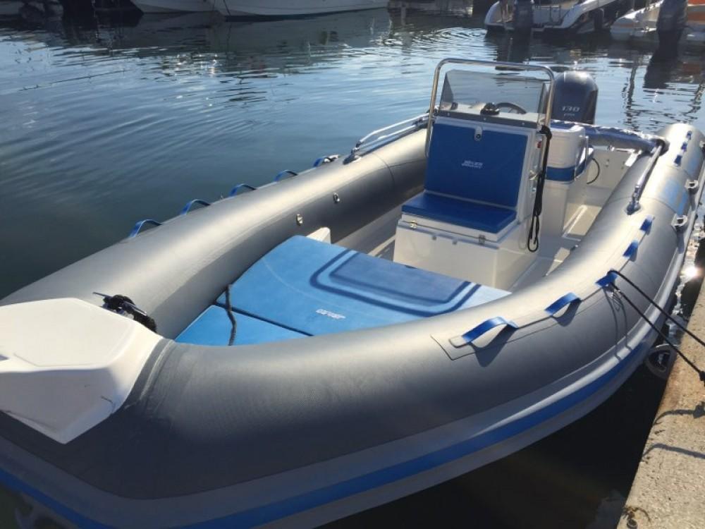 Rental yacht Hyères - Joker Boat Clubman 21 on SamBoat