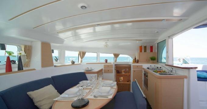 Rental Catamaran in Marbella - Lagoon Lagoon 380