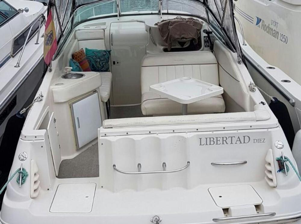 Rental Motor boat in Marbella - Monterey 262 CRUISER