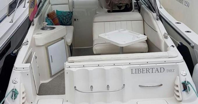 Rental yacht Marbella - Monterey 262 CRUISER on SamBoat