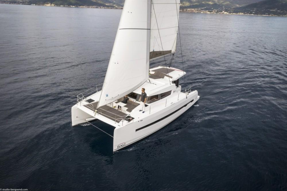 Rent a Bali Catamarans Bali 4.1 Sant Antoni de Portmany
