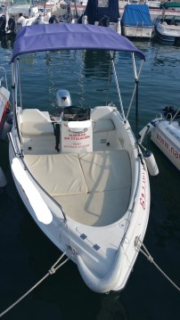 Hire Motorboat with or without skipper Shiren Sitges