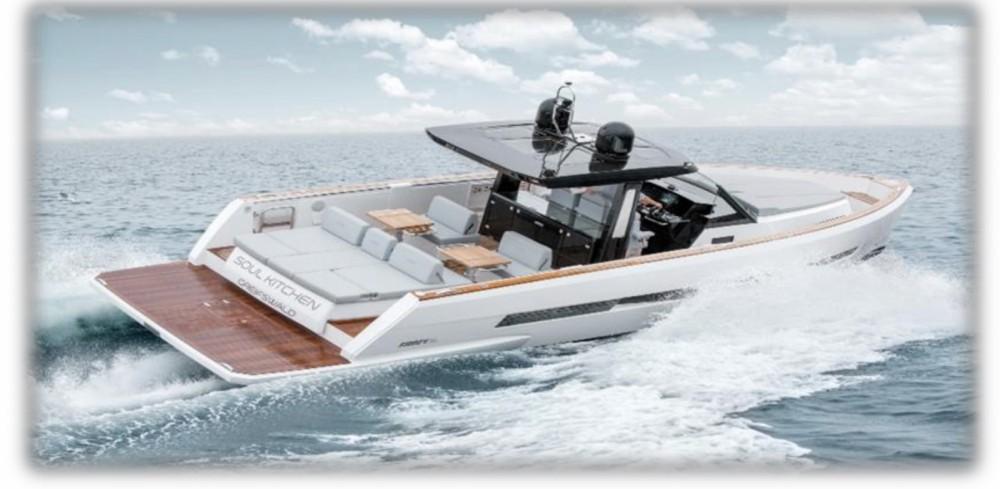 Boat rental Fjord Fjord 44 Open in Sant Antoni de Portmany on Samboat