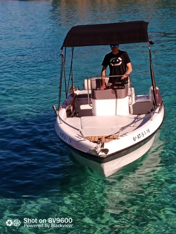 Rental yacht Cartagena - Sessa Marine Key Largo 18 on SamBoat