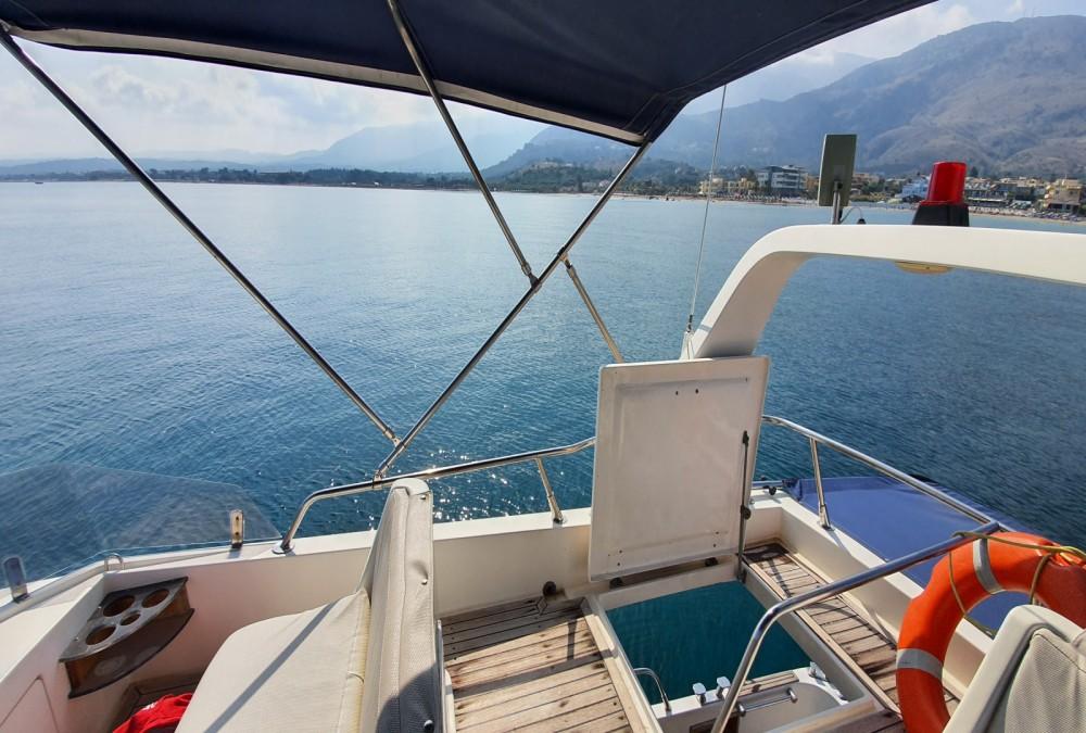 Boat rental Piantoni Harmony 42 in Rethymni Municipality on Samboat