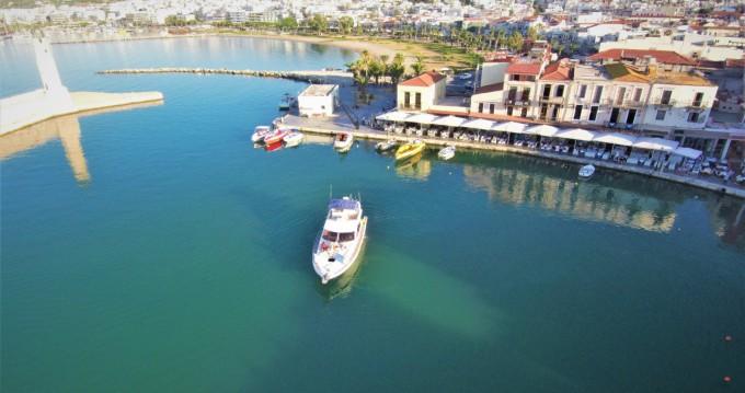 Rental Motorboat in Rethymno - Piantoni Harmony 42