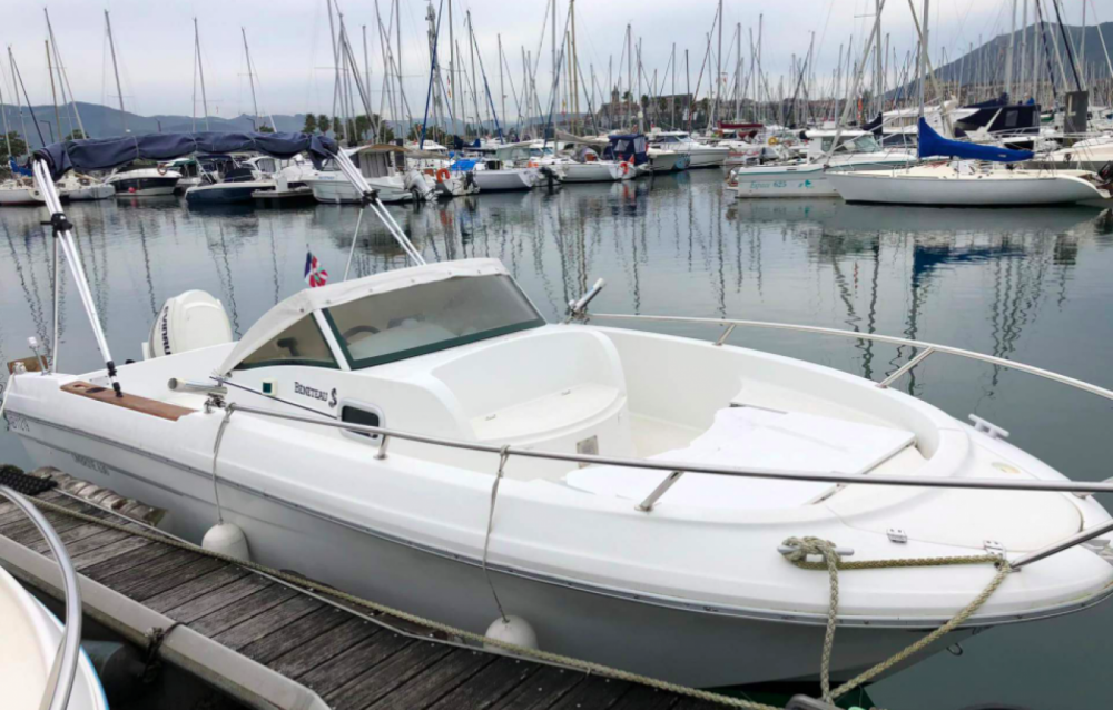 Boat rental Hendaye cheap Ombrine 630