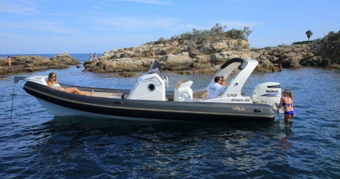 RIB for rent Cogolin at the best price