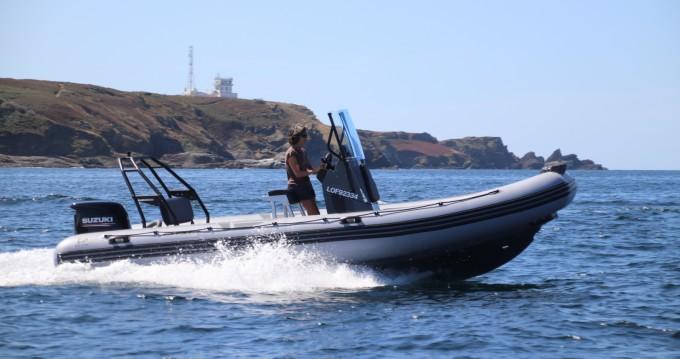 Boat rental Port-Louis cheap Pro 6.5