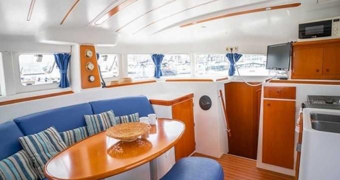 Rental yacht Dénia - Lagoon Lagoon 38 on SamBoat
