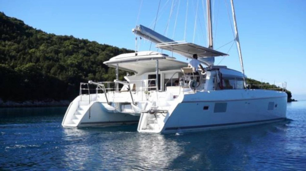 Catamaran for rent Dénia at the best price