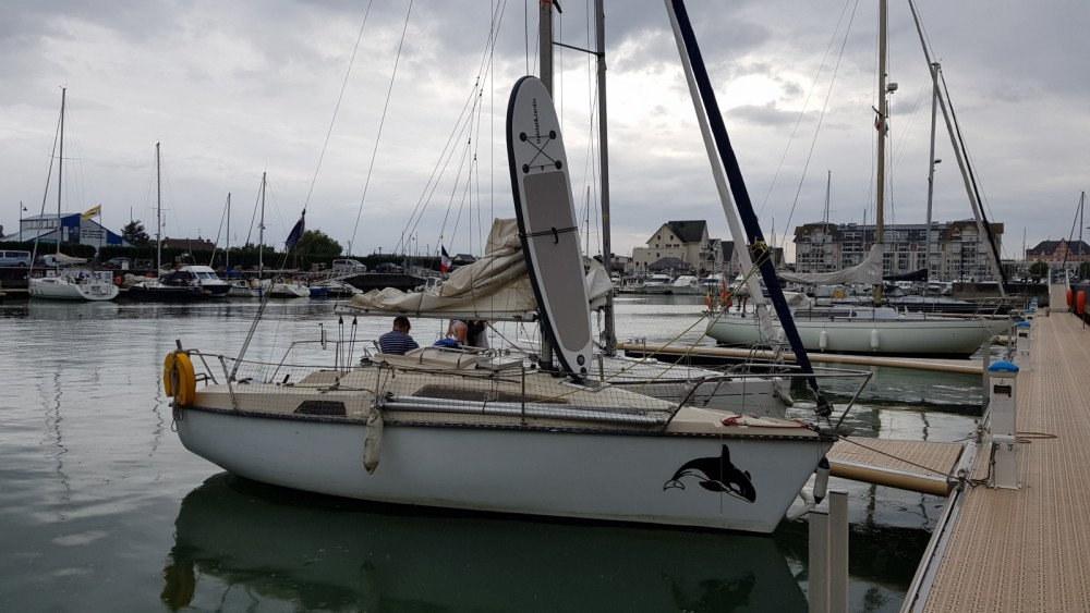 Hire Sailboat with or without skipper Ultramar Vaux-sur-Seine