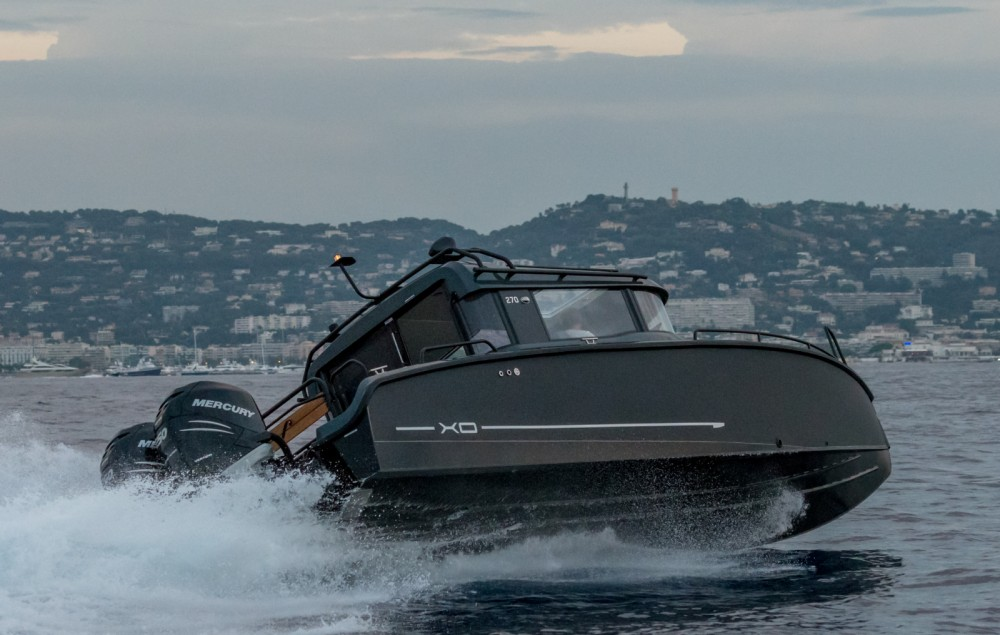 xo boats 270 rs between personal and professional Vannes