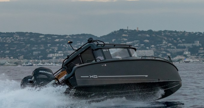 Rental Motorboat in Vannes - Xo Boats XO 270 RS
